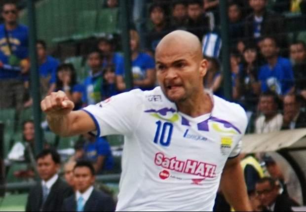 Sergio van Dijk tidak dipaksakan Persib Bandung untuk menyabet gelar topskor.