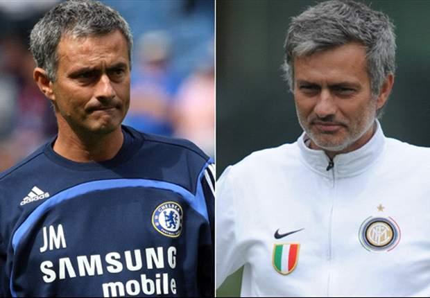 Jose Mourinho's greatest XI - starring Casillas, Cristiano Ronaldo, Drogba & Sneijder