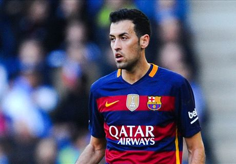 RUMOURS: Man City approach Busquets