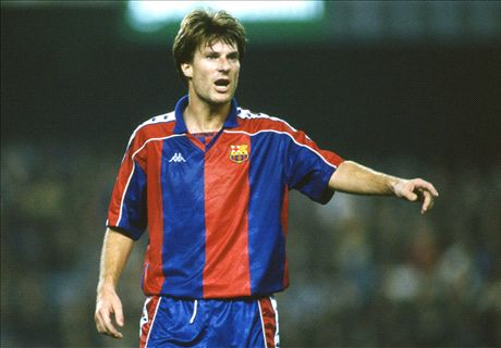 Laudrup: I never wanted to ridicule