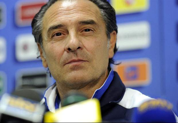 Prandelli confident of chances in Brazil