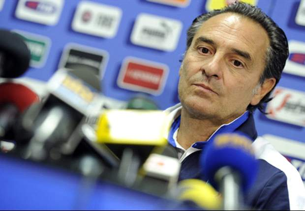 Cesare Prandelli ve posible destronar a España