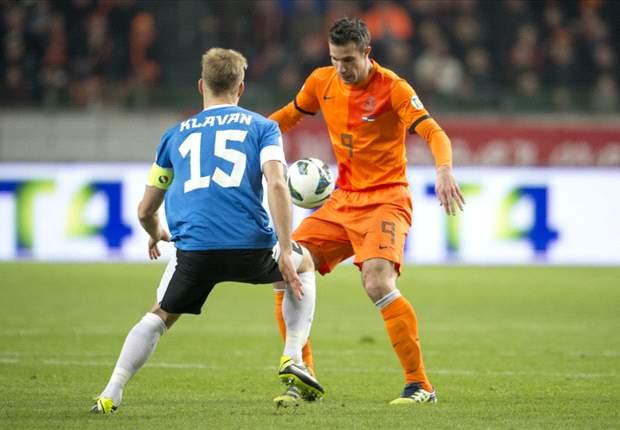 Manchester Uniteds Robin van Persie ist begeistert von Jugendkonzept Deutschlands