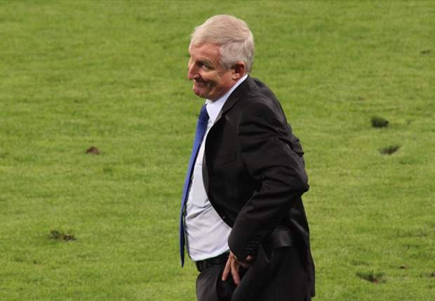 Igesund happy with venue change for CAR match