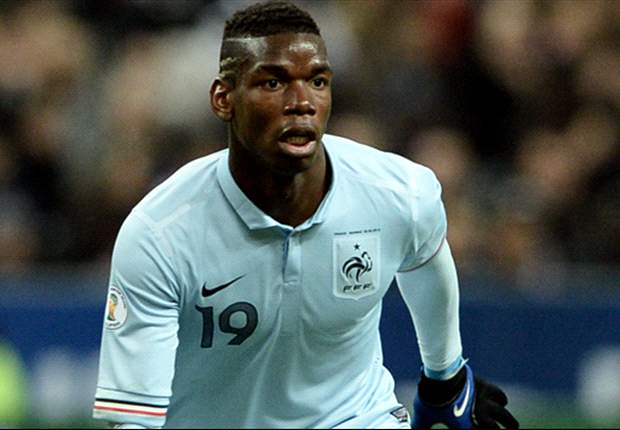 Pogba ready to lead France to U20 World Cup success