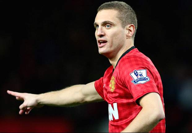 Manchester United would consider €12m-plus Vidic sale as AC Milan size up move