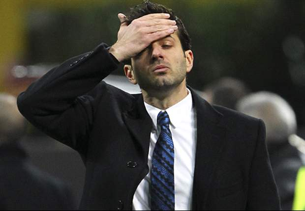 Inter's season has been cursed, says Stramaccioni