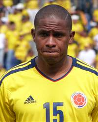 Edwin Valencia, Colombia International