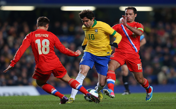 The stars absent from the Confederations Cup