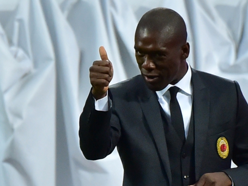 Real Madrid and AC Milan legend Seedorf accepts rescue mission as Deportivo boss
