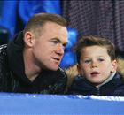 Is Rooney's son an Aston Villa fan?
