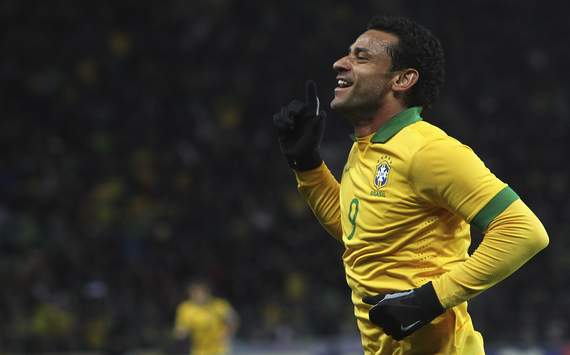 Fred - Brazil (Getty)