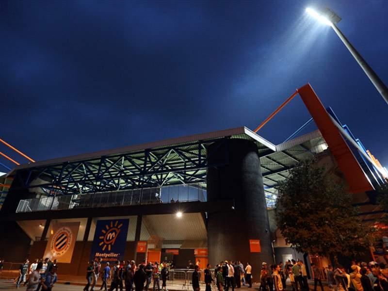 Montpellier présente son nouveau stade