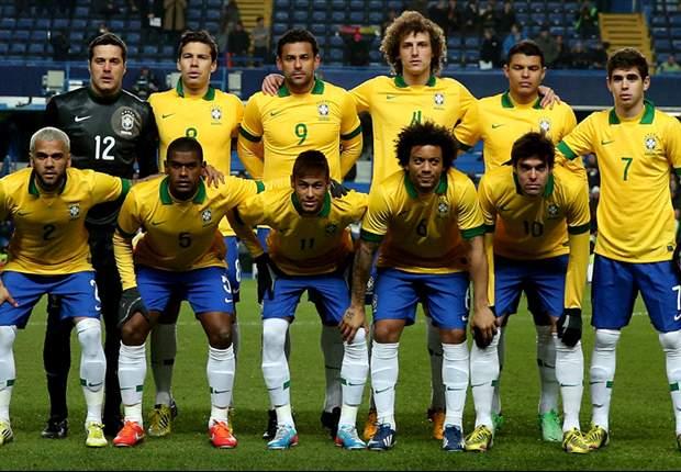 Brasil ocupa su peor ranking FIFA a un año de su Mundial