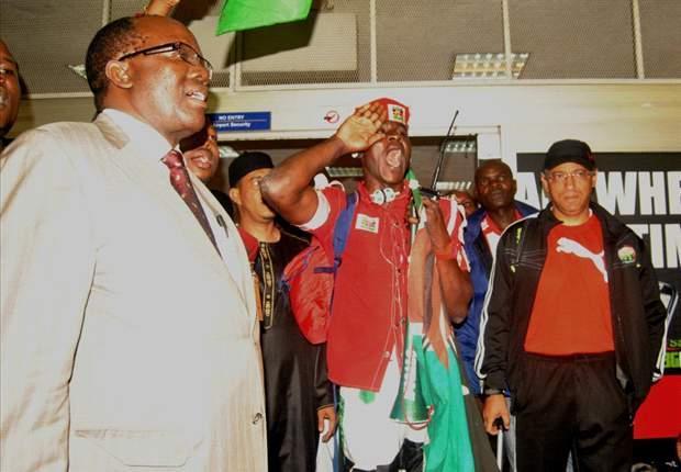 Kenya coach Adel Amrouche: Fans should not get carried away