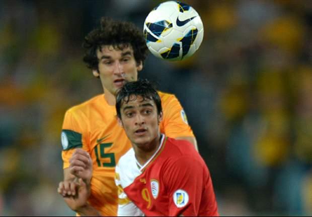 Australia 2-2 Oman: Holman saves Socceroos