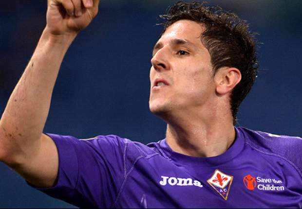 Arsenal target Jovetic flattered by Juventus interest