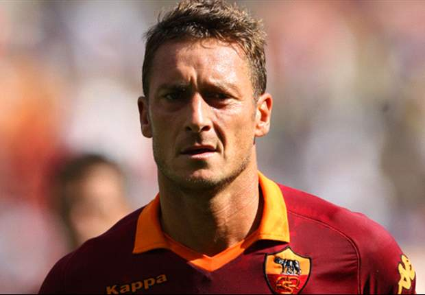 Totti: Only Messi is better than me