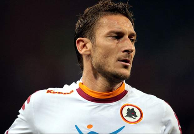 Totti, in campo fino ai quarant'anni?