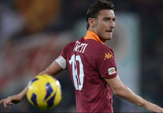 Francesco Totti Inginkan Kontrak Baru