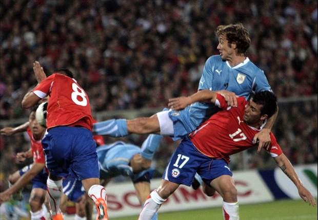 ¡Sigue y comenta en vivo el Chile - Uruguay!