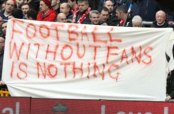 IN FULL: Liverpool apologizes to fans after ticket protest