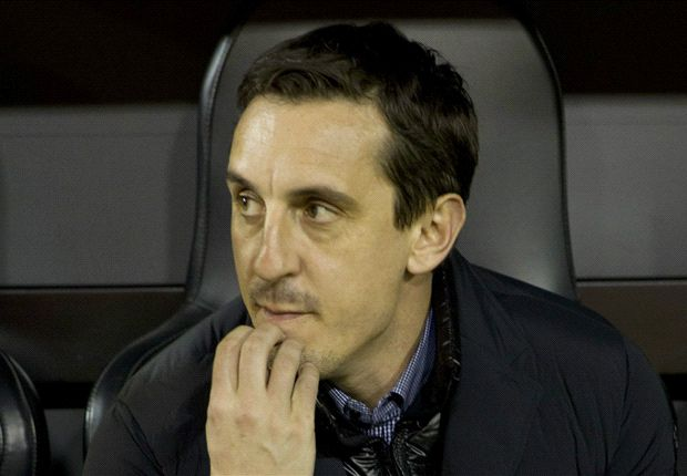 Neville can't beat Barca's second string - can he keep Valencia in La Liga?