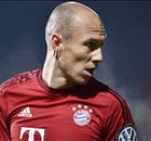 Bochum coach slams Robben 'dive'