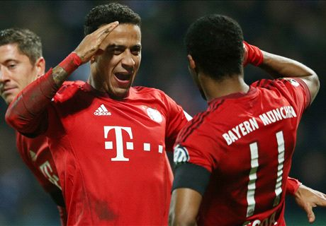 RATINGS: Bochum 0-3 Bayern