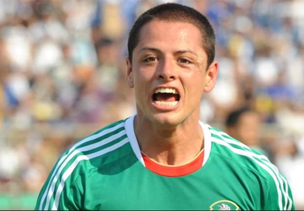 Chicharito will lead Mexico against Nigeria