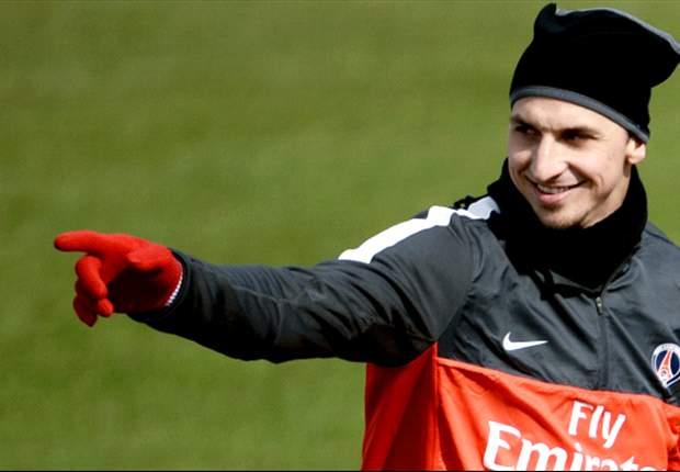 Ibrahimovic liberado para enfrentar o Barcelona