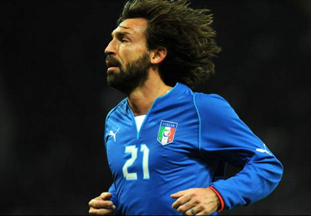 Pirlo: 2014 World Cup my last tournament with Italy