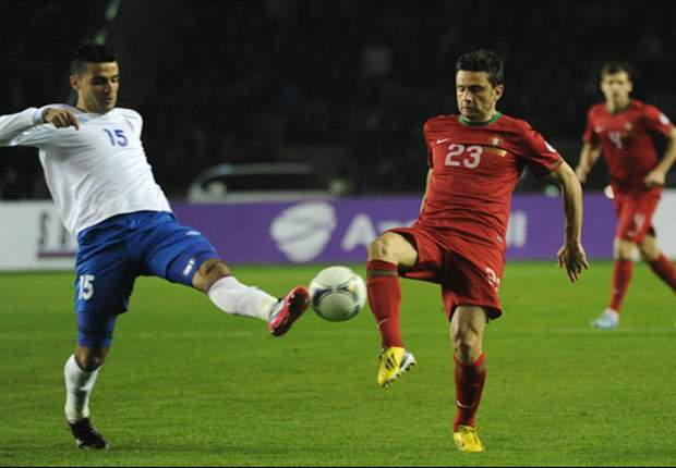 Portugal müht sich in Aserbaidschan zu 2:0-Sieg