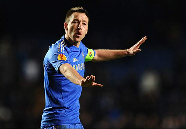 Chelsea captain Terry denies rift with Benitez