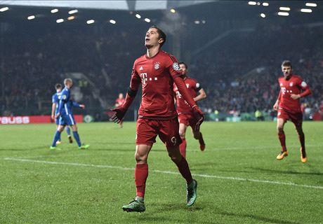 REPORT: Bochum 0-3 Bayern