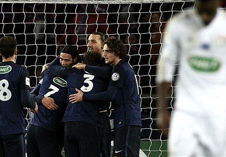 REPORT: PSG 3-0 Lyon