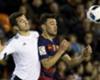 Valence, Gaya ne reconnaît pas le Barça