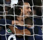 Zlatan double ends Lyon resistance