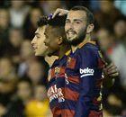 Valencia wint ook niet van B-team Barça