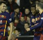 Barca through to Copa final after draw