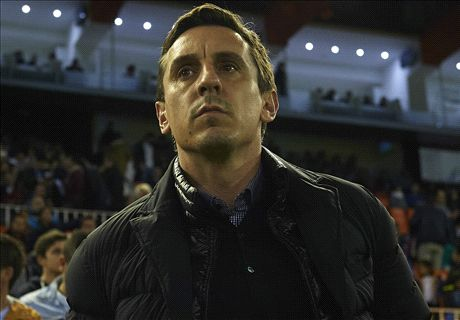 Can Neville keep Valencia in La Liga?