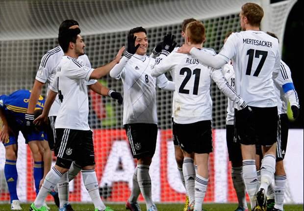 """DFB-Team: """"Sollen jedes Spiel 8:0 gewinnen"""""""