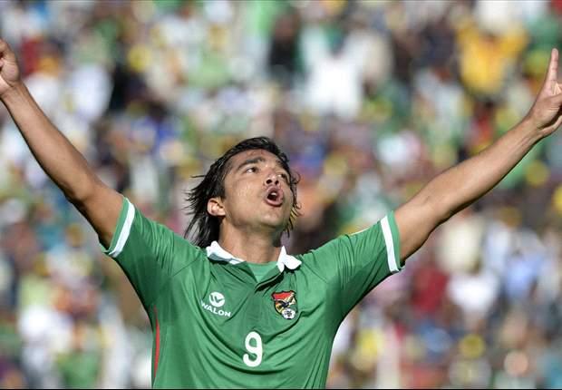 Marcelo Martins renuncia a la Selección de Bolivia