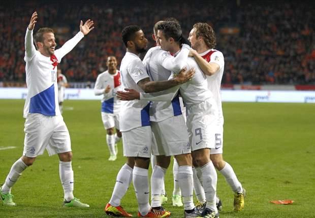Oranje kan WK bijna niet meer missen