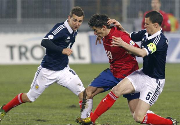 Serbia 2-0 Scotland: Defeat ends Tartan Army's World Cup dream
