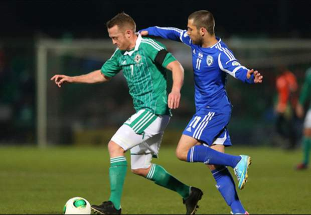 Northern Ireland 0-2 Israel: Humbling defeat for Michael O'Neill's men