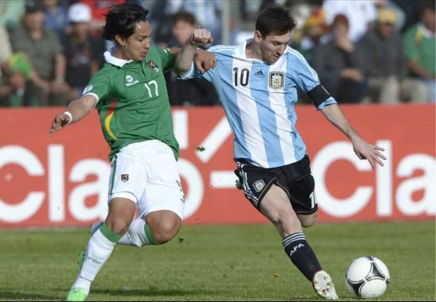 Lionel Messi Keluhkan Bermain Di Ketinggian