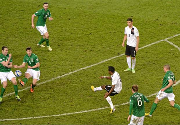 Ireland 2-2 Austria: Late Alaba strike dents Irish qualification hopes