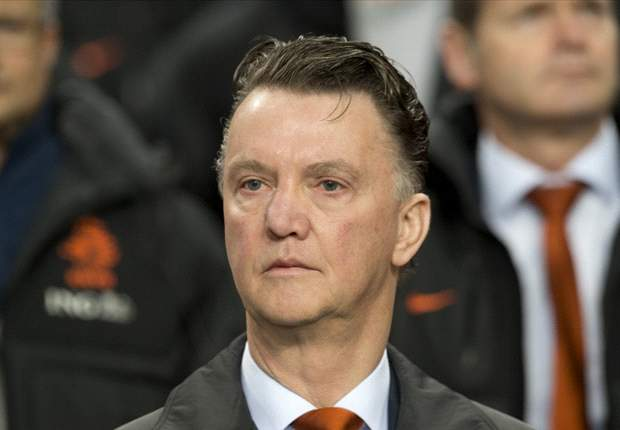 Louis van Gaal confirms he will step down after the World Cup