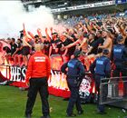 Wanderers fined, points penalty suspended